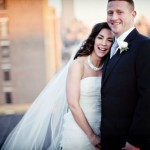 Simple and Chic New York City Wedding Style – Cecelia and Neil