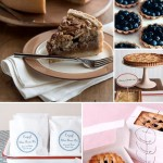 Junebug's Favorite Wedding Ideas – Pies and Tarts as Wedding Cake Alternative