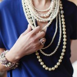 Bridal Pearl Jewelry, Accessories and Decor