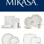 Birthday Giveaway! Dinnerware from Mikasa