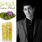 Professional Spotlight – Eddie Zaratsian of tic tock Couture Florals