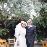 Vintage California Wedding Style – Emily and James