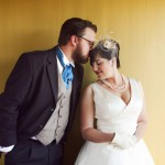 Vintage LA Wedding at The Smog Shoppe – Lauren and Charlie
