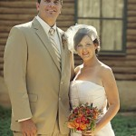Rustic Texas Ranch Wedding at The T Bar M Resort – Carrie and David