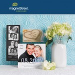 Giveaway! 150 Free Save the Dates from Magnet Street Weddings!