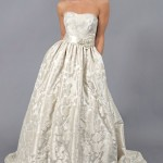 Bridal Market – Modern Trousseau Spring 2012 Wedding Dress Collection