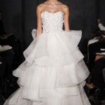 Bridal Market – Reem Acra Fall 2012 Wedding Dress Collection