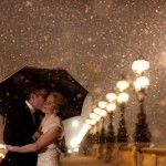 A Snowy Winter Wedding in Paris – Jane and Craig
