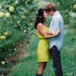 Love Session Photos at Carter Mountain Orchard in Charlottesville, VA