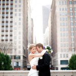 Glamorous Contemporary Wedding at the Art Institute of Chicago – Emily and Steve