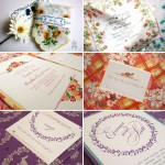 Sweet Patterned Fabric Wedding Inspiration