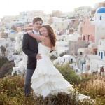 Seaside Destination Wedding in Santorini, Greece – John and Joseph Photography