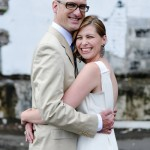 Intimate Dinner Party Wedding at The Corson Building in Seattle – Megan and Tim