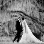 Elegant Green and White Georgia Plantation Wedding – Evan and Brian