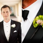 Wedding Planning 101 – How To Pin on a Boutonniere