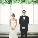 Chic Rooftop Wedding at Hudson Hotel, New York – Lindsey and Scott