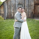 Vintage Travel Theme Wedding in Connecticut – Hillary and Chris