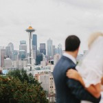 Colorful, Modern Seattle Wedding at Within SODO – Julie and Rob