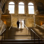Boston Public Library Wedding by Nathan Smith for Ira Lippke Studios – Jessica and Jamie