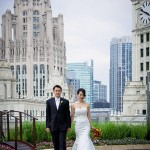Chic Chicago Wedding at Trump International Hotel & Tower – Angela and Chris