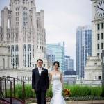 Chic Chicago Wedding at Trump International Hotel & Tower – Angela and Chris