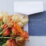 Indoor and Outdoor Citrus Inspired Wedding Decor