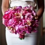 Favorite Wedding Bouquets of 2012 From Junebug Member Florists