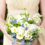 English Garden Wedding Flowers