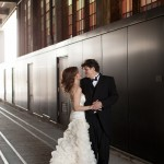 Bright, Modern and Fun NYC Loft Wedding – Barbara and Carl