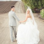 Chic, Rustic Wedding at Maravilla Gardens – Christine Bentley Photography