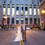 Chicago Wedding at Loft on Lake by Becky Brown Photography – Rebecca and Mike