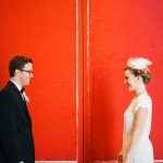Real Wedding – University of Michigan Museum of Art Wedding by Heather Jowett – Emily and Dustin