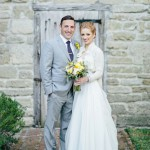 Gray and Yellow Destination Wedding in St. Augustine, Florida – Kristin and Nick