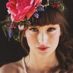 Boho Bridal –  Fabulous Floral Crowns, Purses and Bouquets