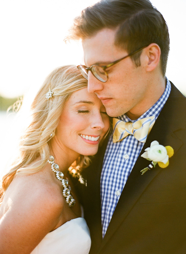 cheerful Texas wedding by Lavender Joy Weddings with photos by Taylor Lord Photography | via junebugweddings.com