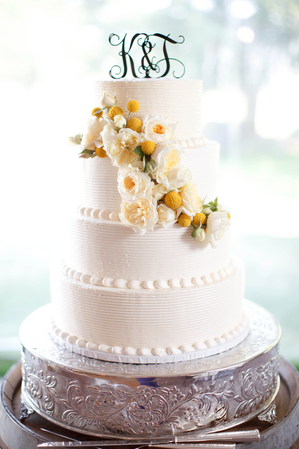 wedding cakes napa ca grey and yellow wedding in napa valley junebug weddings 25060