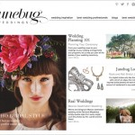 Hooray! The ALL NEW Junebug Weddings Has Arrived!