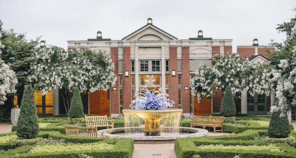Elegant Garden Wedding At Atlanta Botanical Garden In Atlanta, Georgia,  Photos By Atlanta Wedding