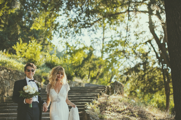 Intimate Wedding In Florence Italy Photos By Italian Photographers Alessandro And Veronica Roncaglione