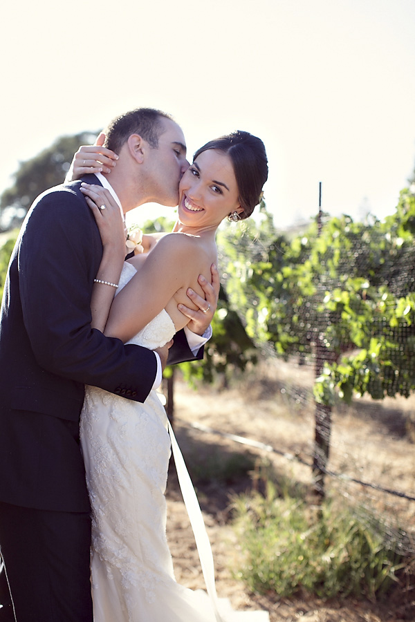 Vineyard Wedding At Sunstone Winery Santa Ynez California Photos By Barbara
