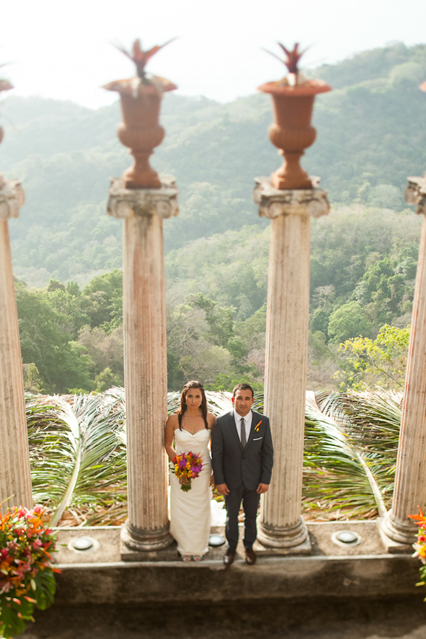 Tropical Costa Rica Destination Wedding With Photography By A Brit Blonde Junebugweddings