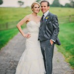 West Virginia Countryside Estate Wedding with Photography by The Oberports – Katie and Nathan