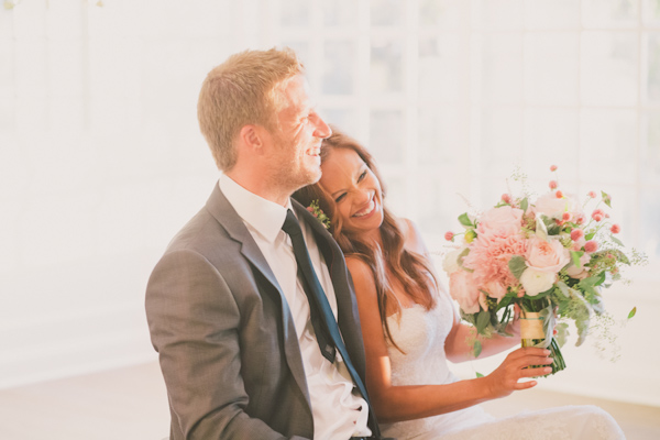 lovely Manhattan Beach wedding by Grand Engagements Wedding Planning and Design with photos by Closer to Love Photography | via junebugweddings.com