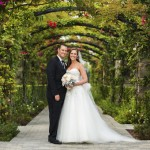 Blush and Gold Wedding at a Private Family Estate in California – D. Park Photography – Emily and Chris
