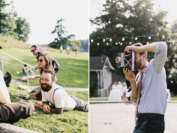 Rustic Wedding At Woodstock Farm In Bellingham Washington Photos By Michel M Waite