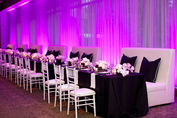 wedding planning 101 - wedding day timeline, advice and behind the scenes footage from Christopher Confero Design | via junebugweddings.com (19)