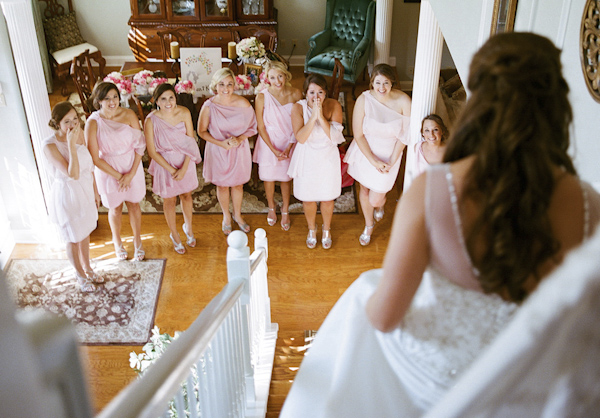 getting ready wedding photo by May Carlson Fine Art Photography | via junebugweddings.com