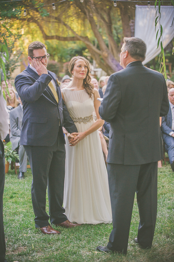 autumnal backyard wedding in Granite Bay, California with photos by Kris Holland Photography | junebugweddings.com (26)