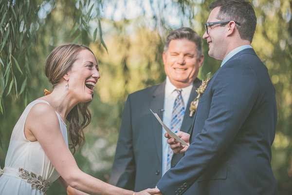 autumnal backyard wedding in Granite Bay, California with photos by Kris Holland Photography | junebugweddings.com (22)