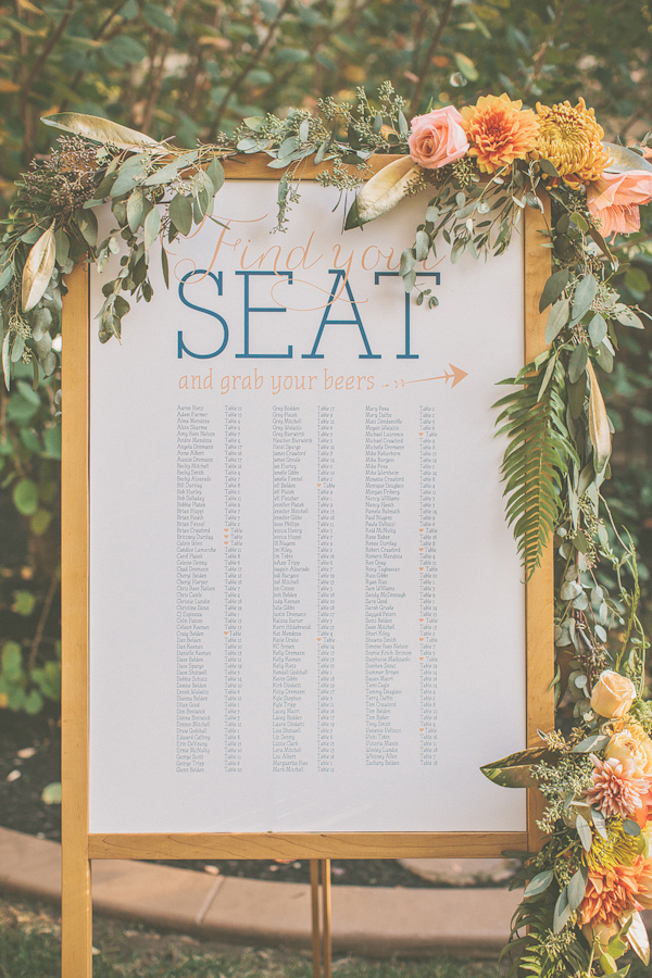 autumnal backyard wedding in Granite Bay, California with photos by Kris Holland Photography | junebugweddings.com (17)